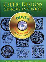 CELTIC DESIGNS - CD Rom & Book