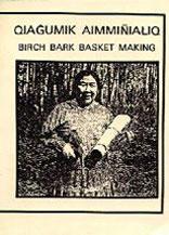 BIRCH BARK BASKET MAKING