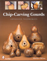 ADVANCED CHIP CARVING GOURDS
