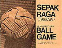 SEPAK RAGA - Malaysian Foot Ball
