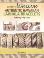 HOW TO WEAVE AUTHENTIC HAWAIIAN LAUHALA BRACELETS
