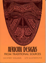 AFRICAN DESIGNS - From Traditional Sources