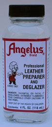ANGELUS LEATHER PREPARER & DEGLAZER