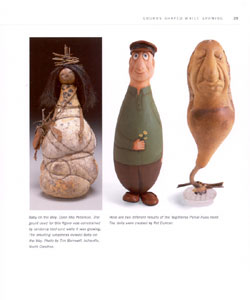 Making Gourd Dolls - Caning com